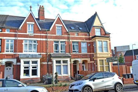 1 bedroom apartment to rent - TOP FLOOR FLAT, 120 LLANDAFF ROAD, CARDIFF
