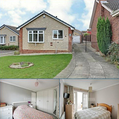 2 bedroom bungalow for sale - Beckton Avenue, Waterthorpe