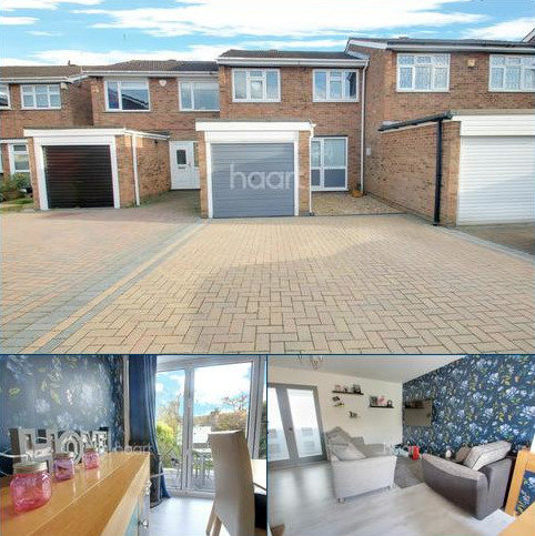 3 bedroom terraced house for sale - Tiptree Close