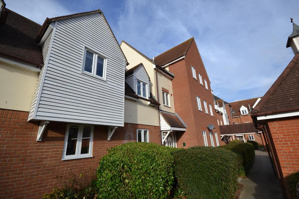 2 Bedrooms Ground Flat for sale in Melba Court, Writtle, CM1