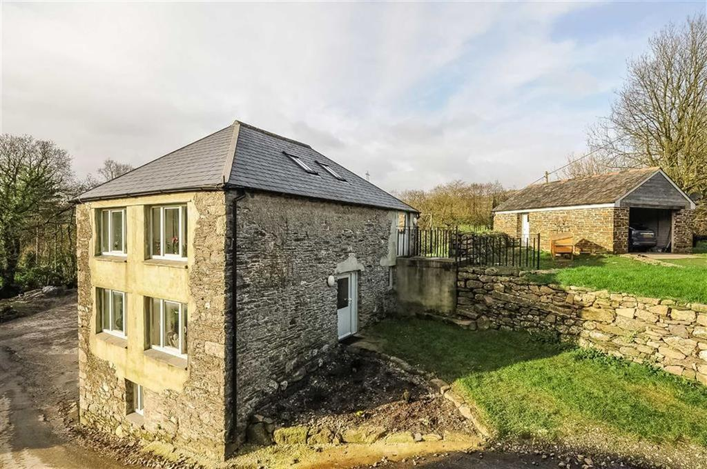 3 Bedrooms Detached House for sale in The Mill House, Ugborough Parish, Devon, PL21