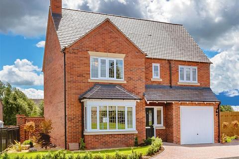 4 bedroom detached house for sale - 10 Hanley Grange, Bayston Hill, Shrewsbury