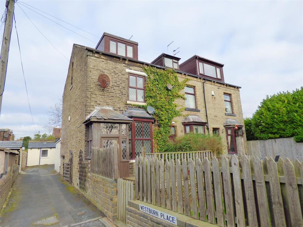 2 Bedrooms End Of Terrace House for sale in Westburn Place, Cleckheaton