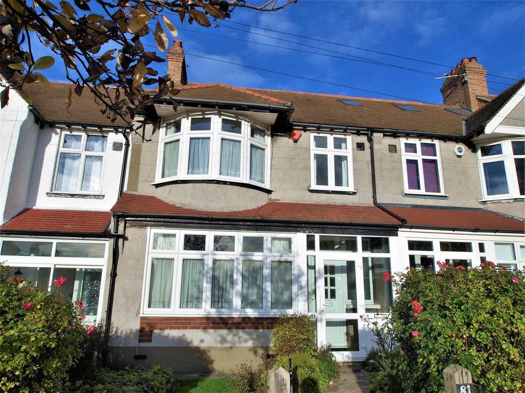 3 Bedrooms Terraced House for sale in Groveland Road, Beckenham, BR3