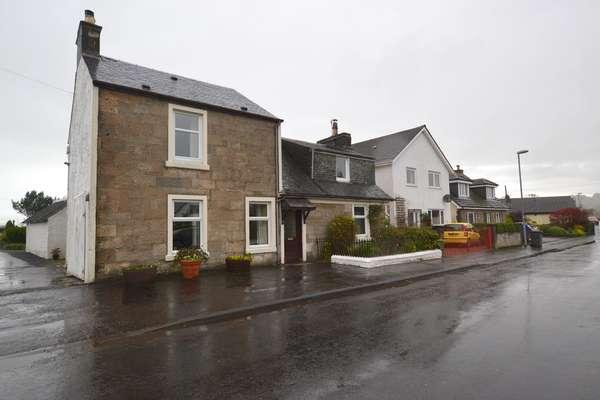 4 Bedrooms Detached House for sale in 12 Reek Street, Gateside, Beith, KA15 2LG