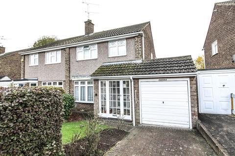 3 bedroom semi-detached house for sale - Poppy Close, Pilgrims Hatch, Brentwood, Essex, CM15
