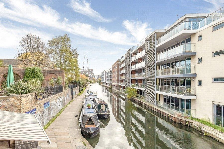 2 Bedrooms Flat for sale in Knowles Wharf, St. Pancras Way, Camden Town, London, NW1
