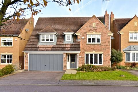 4 bedroom detached house for sale - Lynmore Close, Hunsbury Meadows, Northamptonshire
