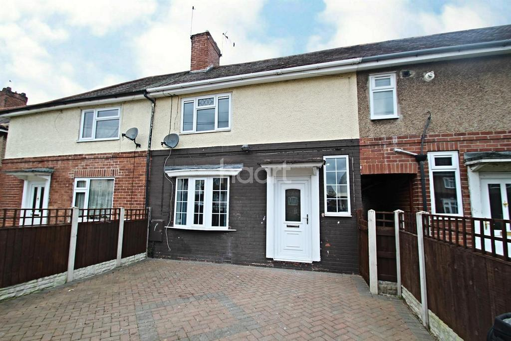 3 Bedrooms Terraced House for sale in Wolsey Avenue, Intake
