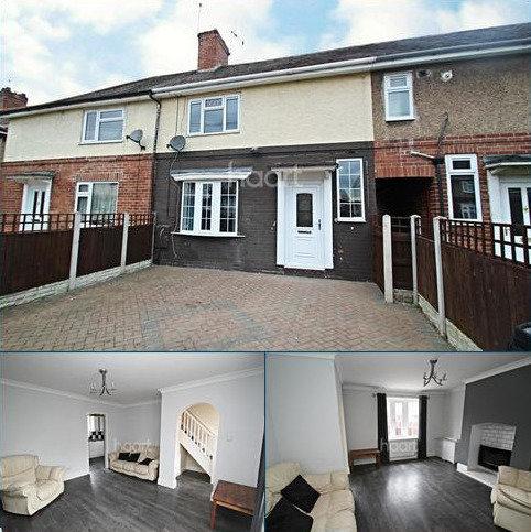 3 bedroom terraced house for sale - Wolsey Avenue, Intake