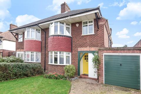 3 bedroom semi-detached house for sale - Wricklemarsh Road, Blackheath