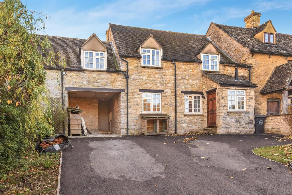 5 Bedrooms Cottage House for sale in High Street, Finstock, Chipping Norton