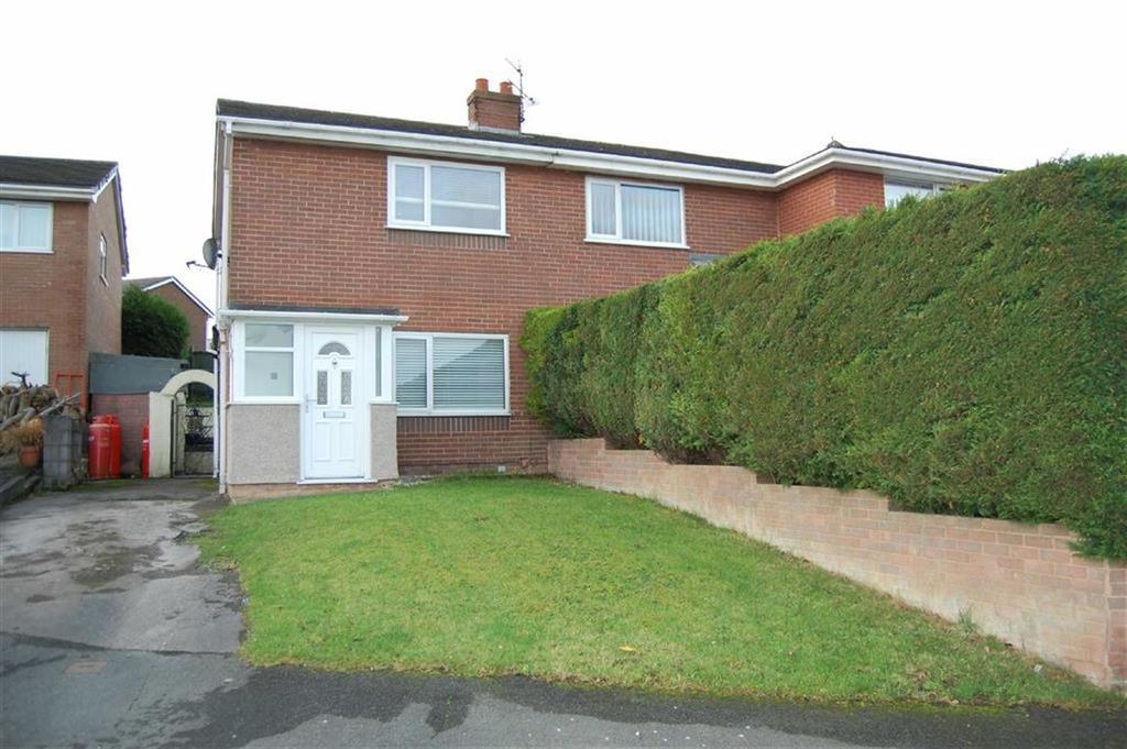 2 Bedrooms Semi Detached House for sale in Alltwen, Llysfaen, Colwyn Bay