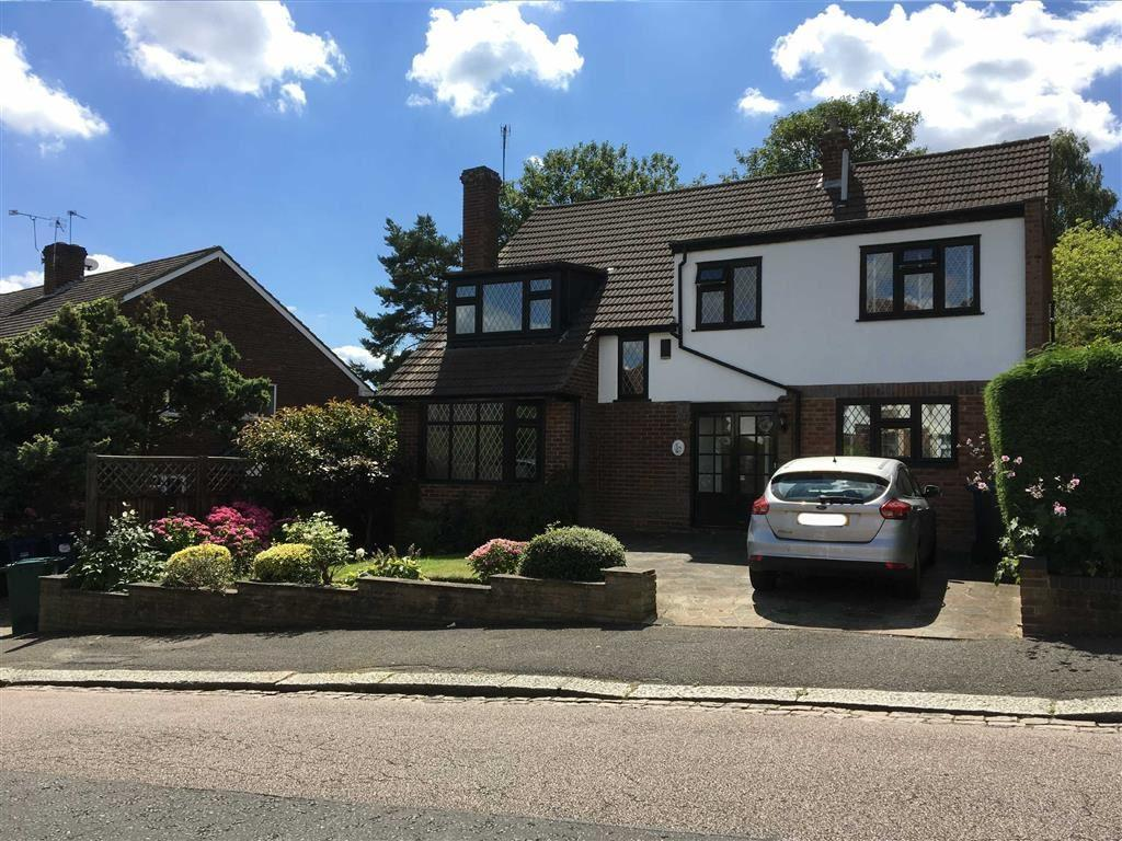 4 Bedrooms Detached House for sale in Richmond Road, New Barnet, Hertfordshire