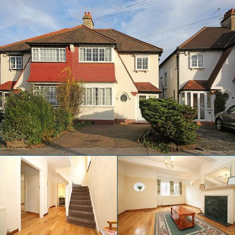 4 bedroom semi-detached house for sale - Courtland Avenue, Norbury, SW16