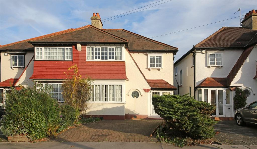 4 Bedrooms Semi Detached House for sale in Courtland Avenue, Norbury, SW16