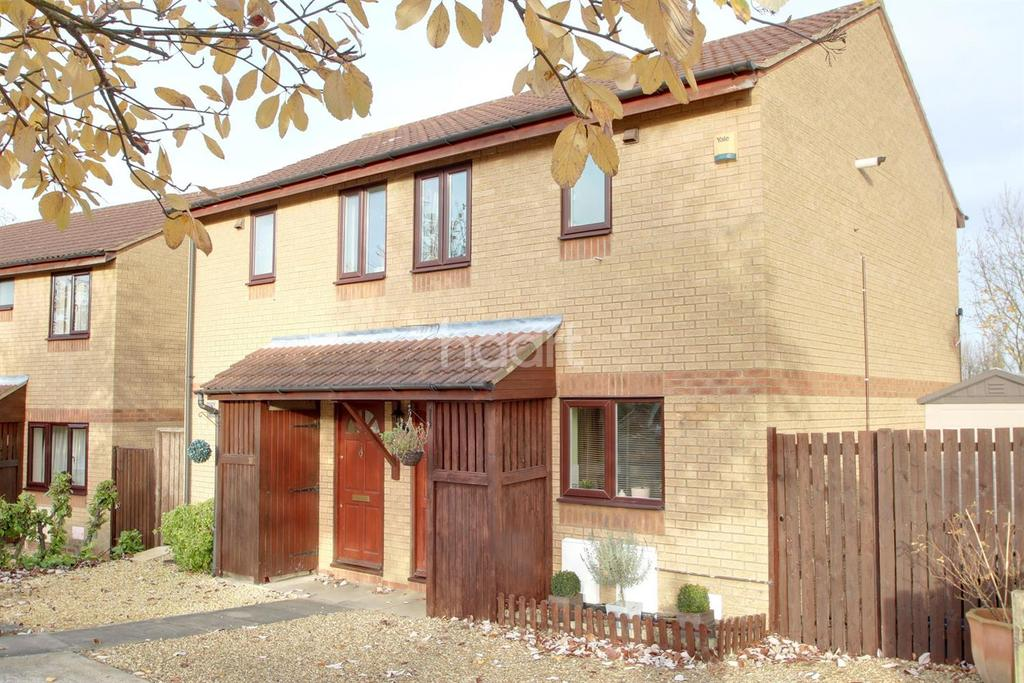2 Bedrooms Semi Detached House for sale in Milton Keynes
