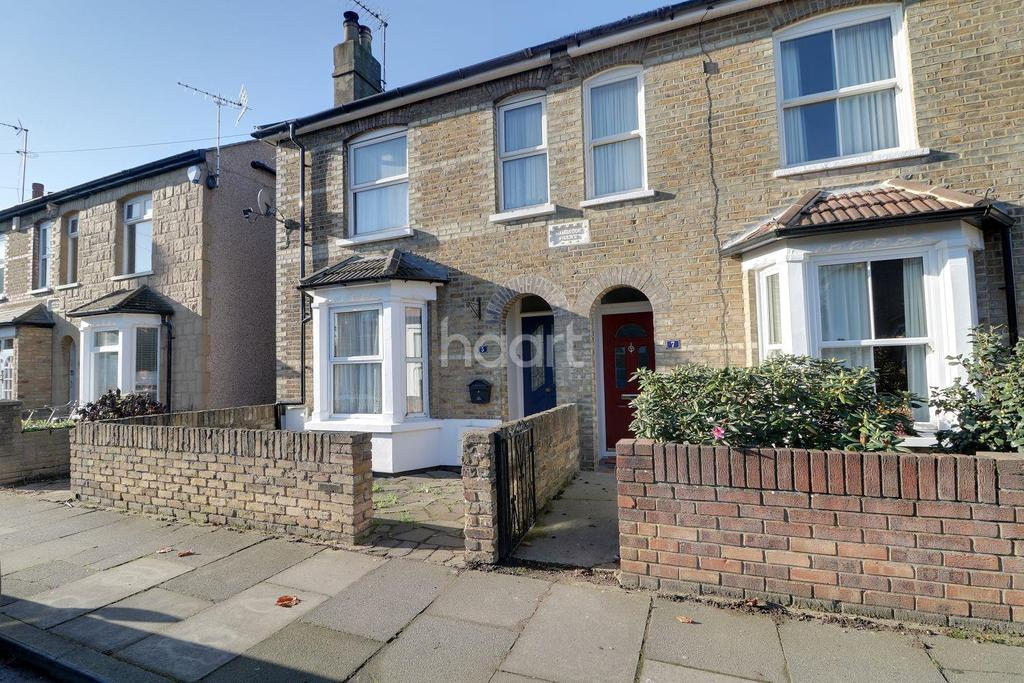 4 Bedrooms Semi Detached House for sale in Edgar Road, West Drayton