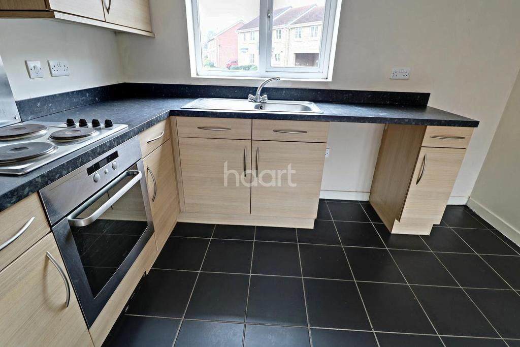 2 Bedrooms Flat for sale in Caesar Road, Lincoln
