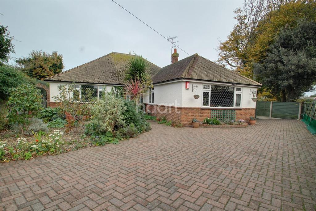 3 Bedrooms Bungalow for sale in George Hill Road, Broadstairs, CT10