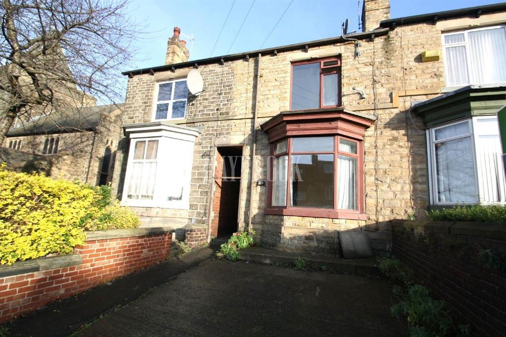 3 Bedrooms Terraced House for sale in City Road, Sheffielld, S2