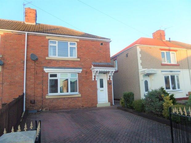 2 Bedrooms Semi Detached House for sale in SYCAMORE ROAD, FISHBURN, SEDGEFIELD DISTRICT