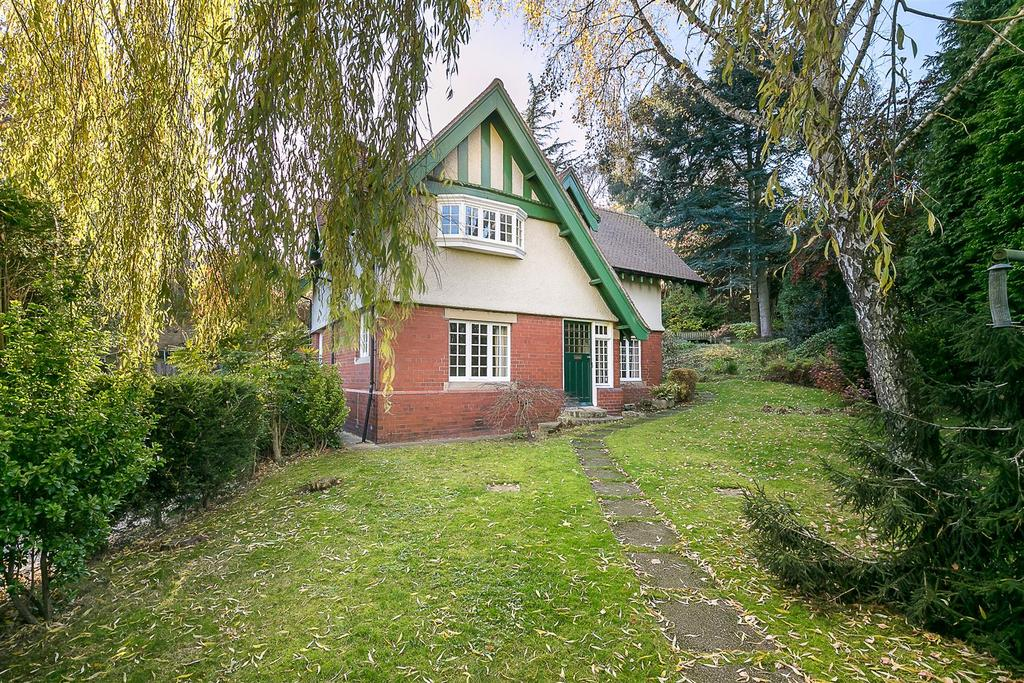 3 Bedrooms Detached House for sale in Jesmond Dene Road, Jesmond, Newcastle upon Tyne