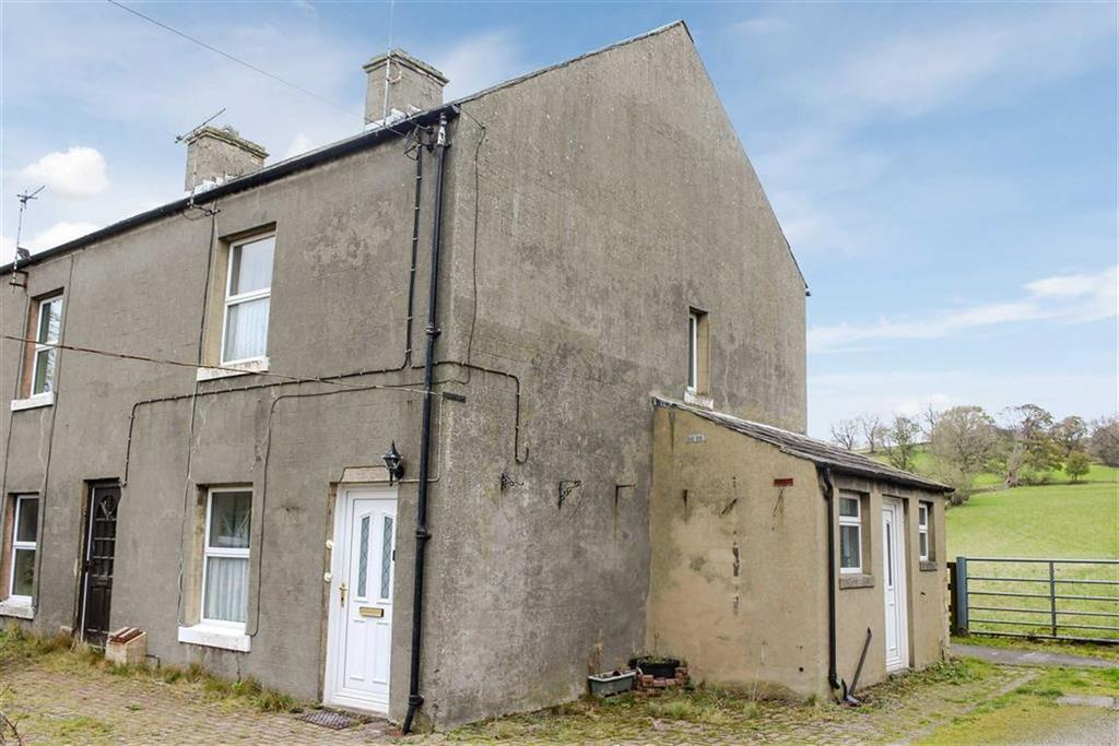 2 Bedrooms Semi Detached House for sale in Nelson Row, Middleton In Teesdale, County Durham