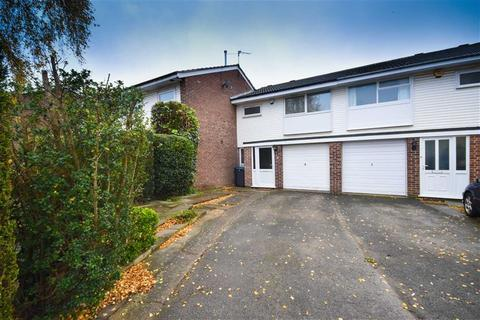 3 bedroom townhouse for sale - Waltham Close, West Bridgford