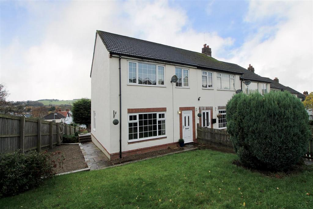 3 Bedrooms End Of Terrace House for sale in Nursery Road, Guiseley, Leeds
