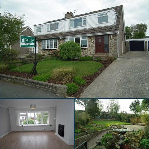 3 bedroom semi-detached house to rent - Quernmore Drive, Kelbrook, Lancashire