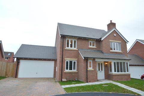 4 bedroom detached house for sale - 3 Leighton Park, Bicton Heath, Shrewsbury, SY3 5FS