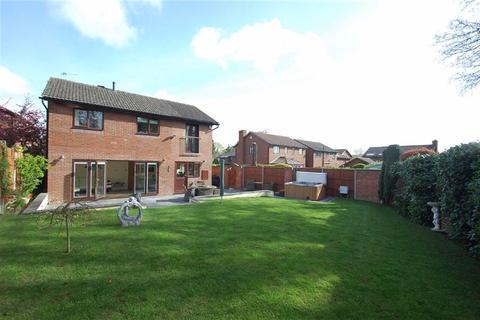 4 bedroom detached house for sale - Waverton Way, Kingswood Oak, Shrewsbury