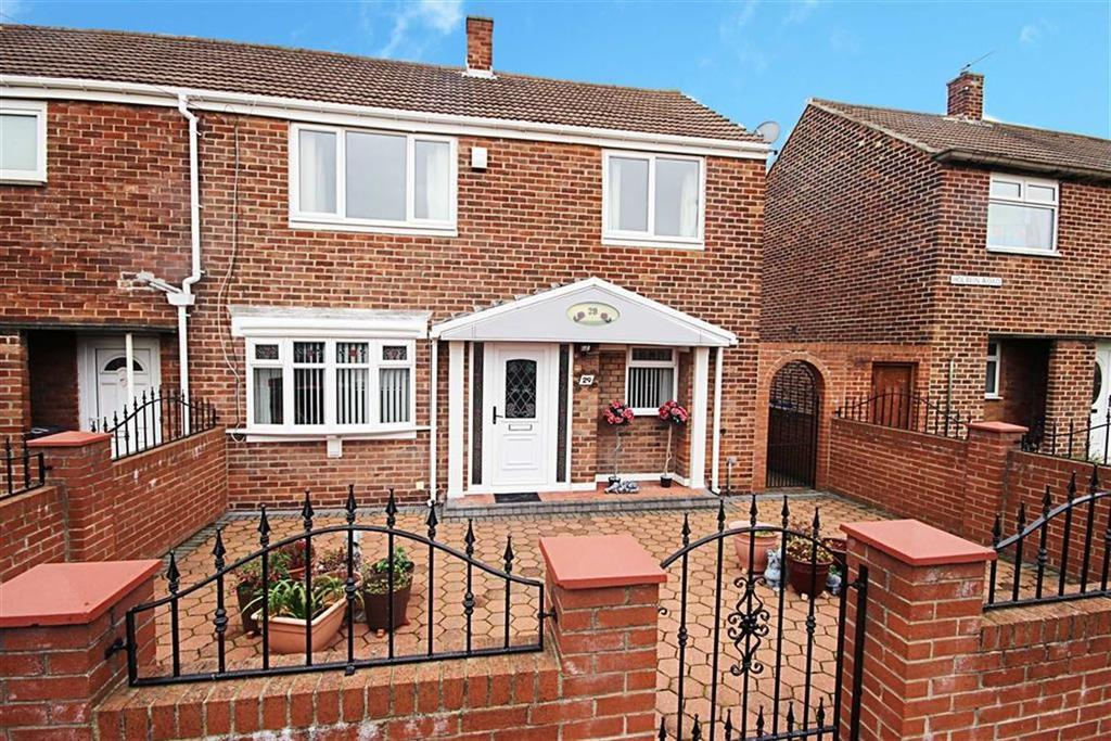 3 Bedrooms End Of Terrace House for sale in Orpen Avenue, South Shields