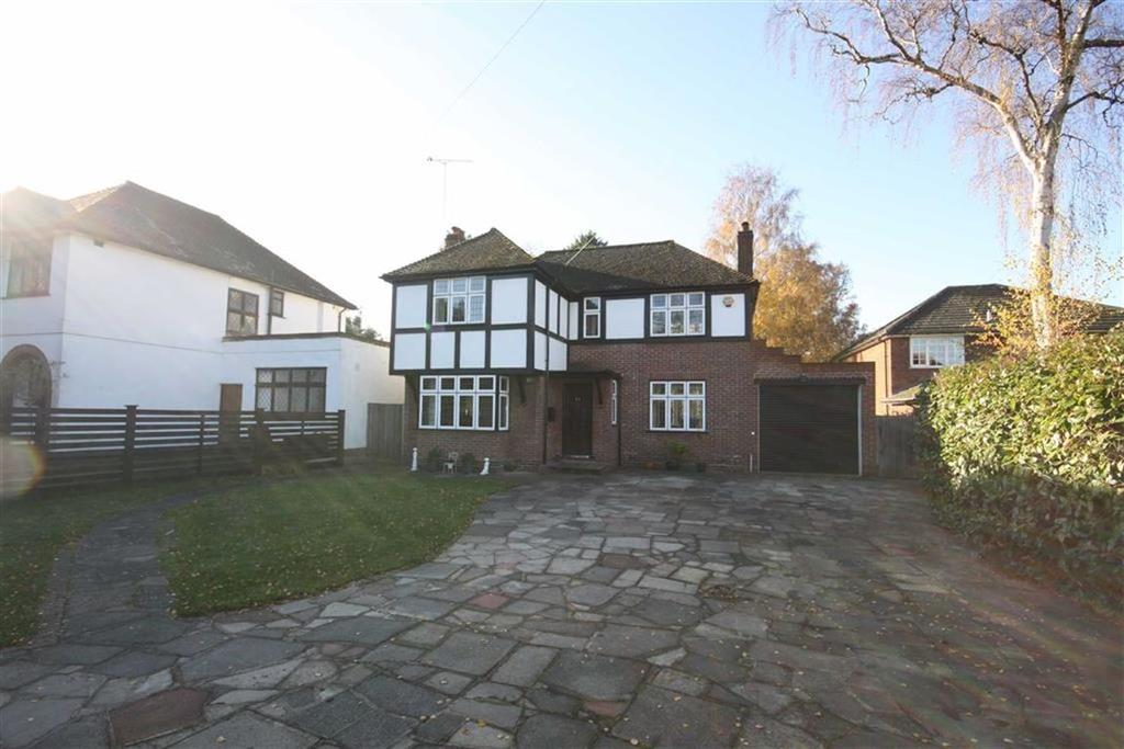 3 Bedrooms Detached House for sale in Sefton Close, Petts Wood