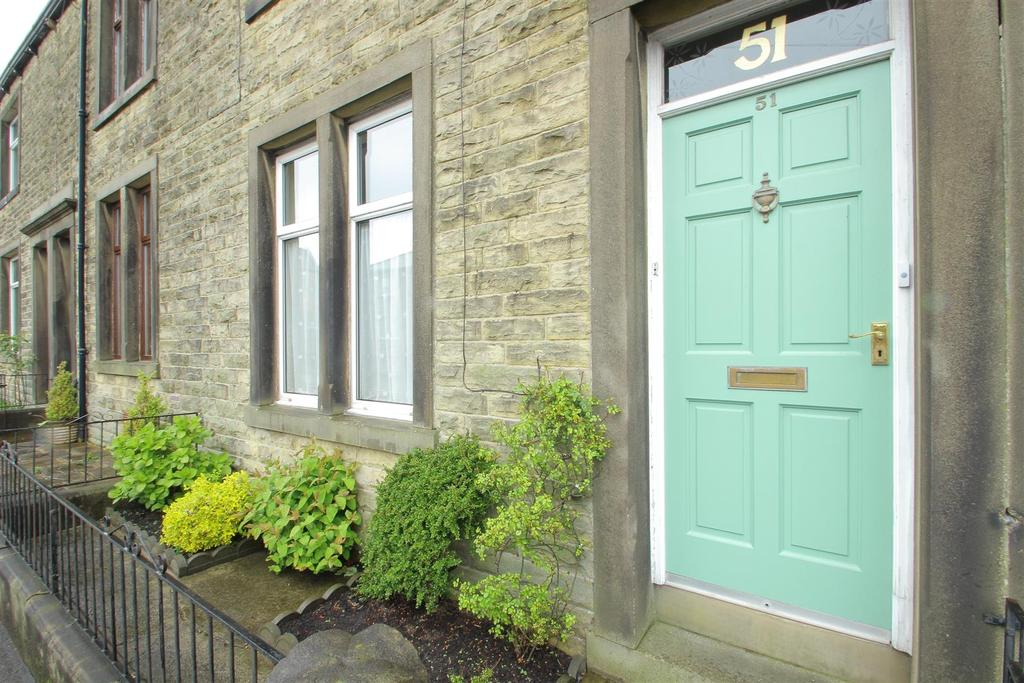 3 Bedrooms Terraced House for sale in Henthorn Road, Clitheroe
