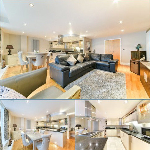 2 bedroom flat for sale - Millharbour, Isle Of Dogs, London, E14