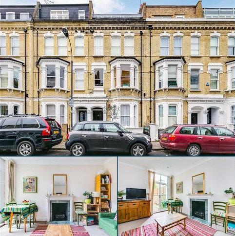 2 bedroom flat for sale - Radipole Road, London, SW6
