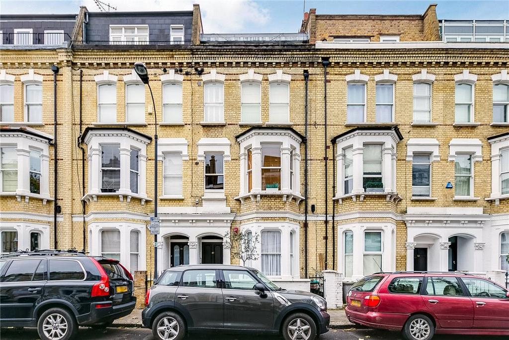 2 Bedrooms Flat for sale in Radipole Road, London, SW6