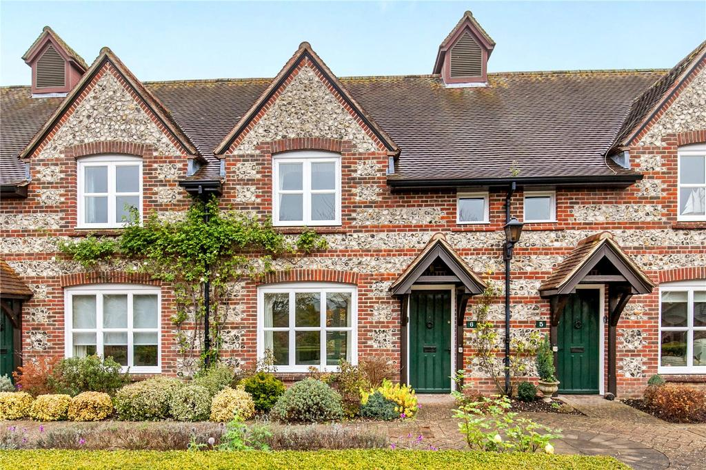 2 Bedrooms Retirement Property for sale in St. Peters Close, Goodworth Clatford, Andover, Hampshire, SP11