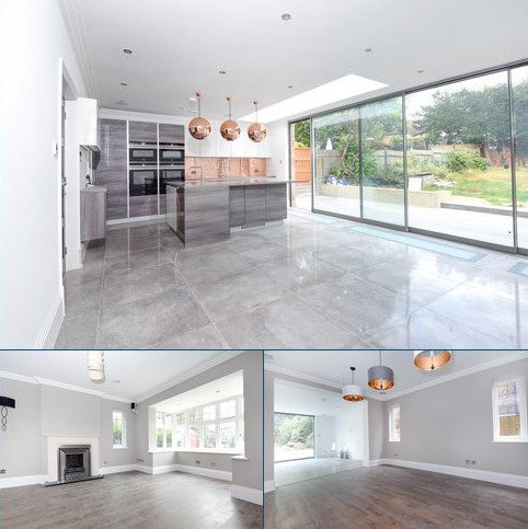 6 bedroom house to rent - Barham Road, Wimbledon, London, SW20