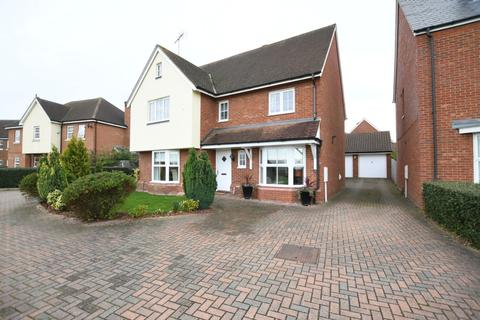 4 bedroom detached house for sale - The Gables, Fyfield Road, CM5
