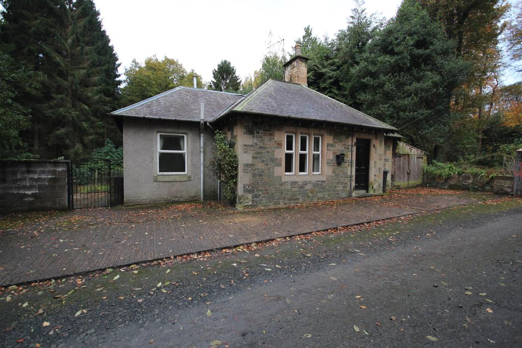 2 Bedrooms Lodge Character Property for sale in Bucklands Lodge, TD9 8RR