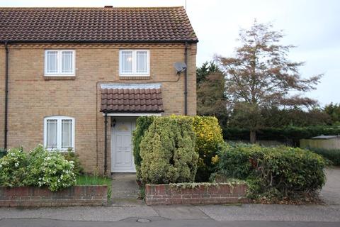 2 bedroom semi-detached house to rent - Newton Close, Newton St Faith, NORWICH