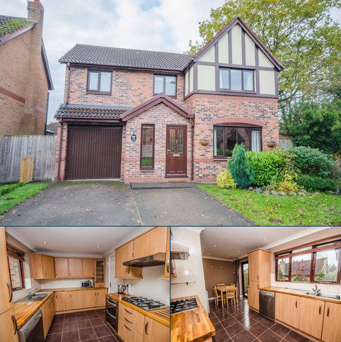 4 bedroom detached house to rent - Gleggs Close, Chester