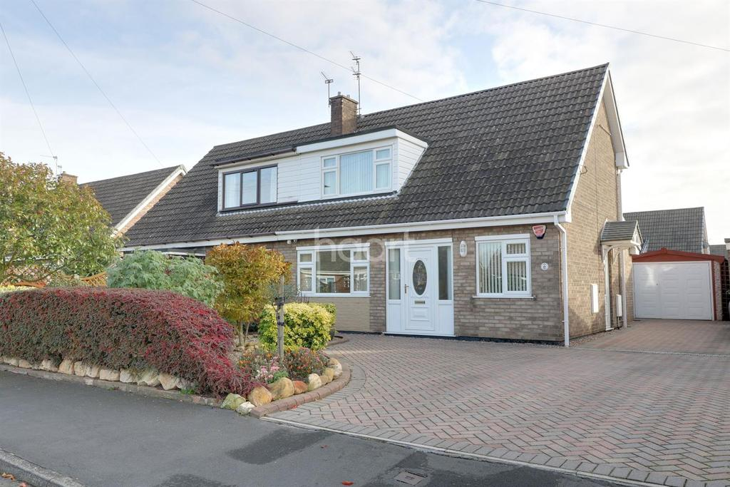 3 Bedrooms Bungalow for sale in Leyfield Court, Armthorpe, Doncaster