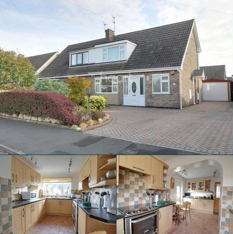 3 bedroom bungalow for sale - Leyfield Court, Armthorpe, Doncaster