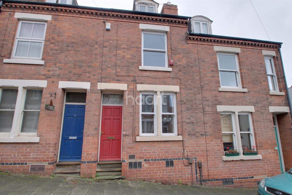3 Bedrooms Terraced House for sale in Roberts Street, Sneinton
