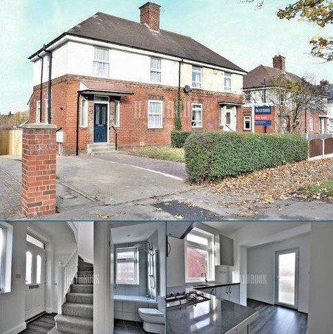 3 bedroom semi-detached house for sale - Hartley Brook Road, Shiregreen