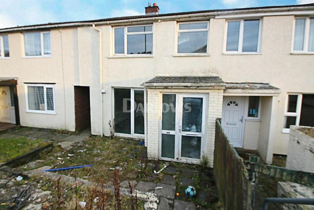 3 Bedrooms Terraced House for sale in Nantmelyn Road, Rassau, Ebbw Vale, Blaenau Gwent